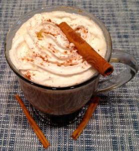 Pumpkin Spice Latte (Gluten Free) by Tastefulventure.com