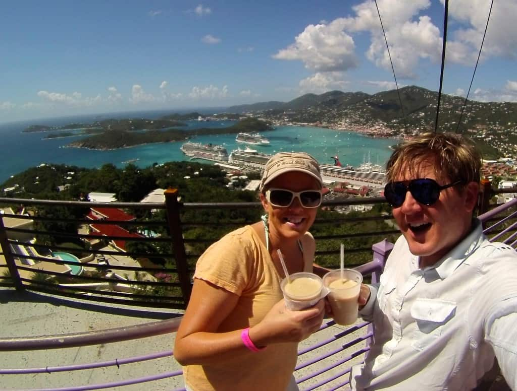 Bushwacker Adventures in St Thomas, USVI by Tastefulventure.com