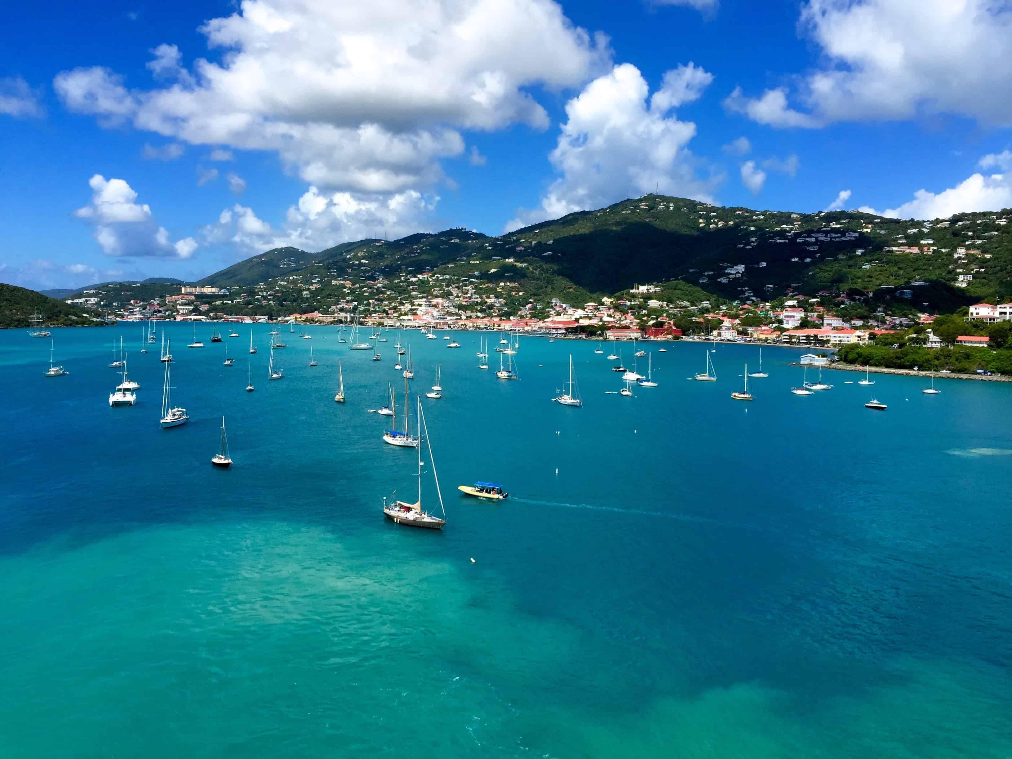 A Cruise In The Virgin Islands