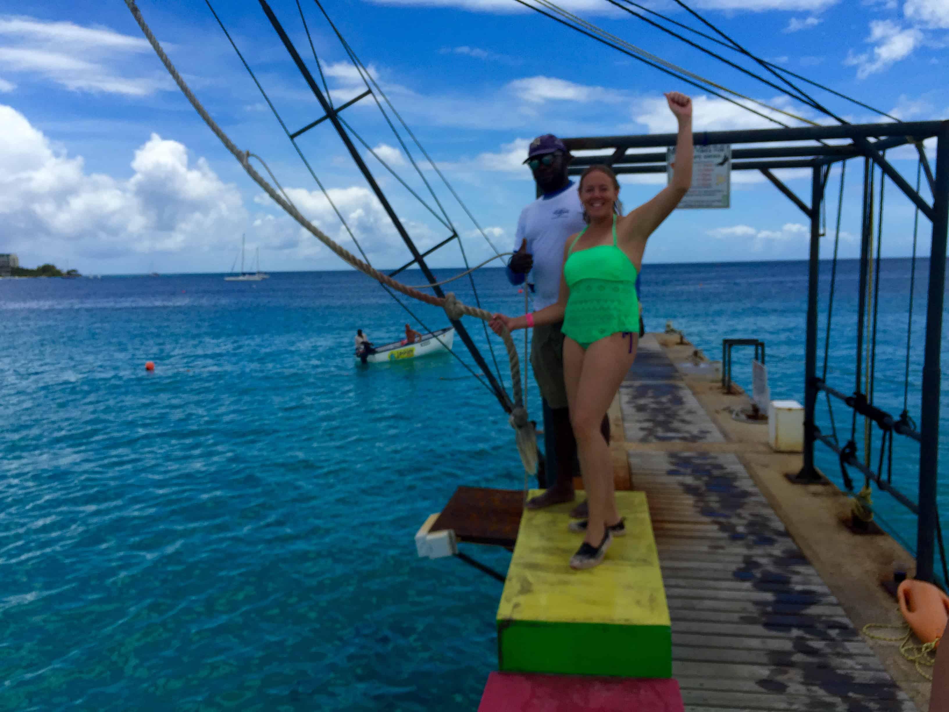Beach Day in Barbados by Tastefulventure.com