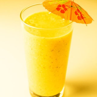 Caribbean Sunshine Smoothie