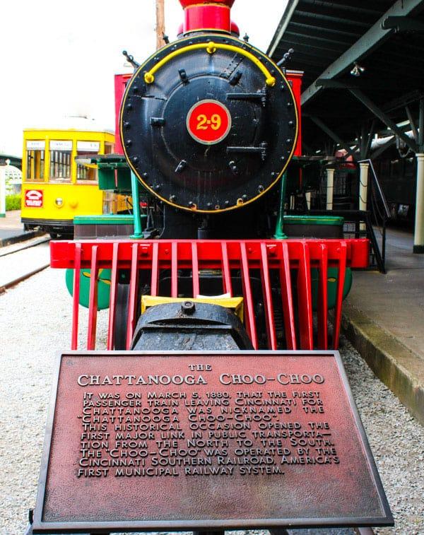 Chattanooga 'Chew Chew' Fun by Tastefulventure.com