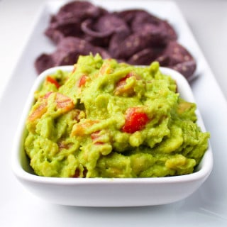 Super Easy Guacamole