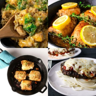 10 Easy Recipes Using A Cast Iron Skillet