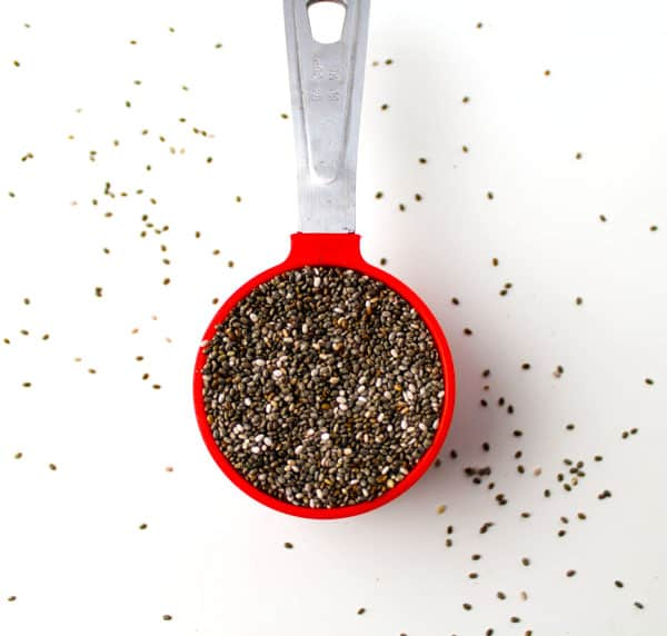 Easy to make Chia Seed Gel, perfect for smoothies! | Tastefulventure.com