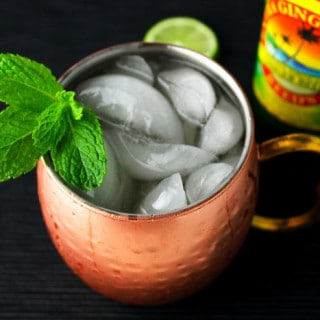 Traditional Moscow Mule