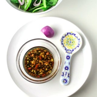 Easy Balsamic Vinaigrette Dressing
