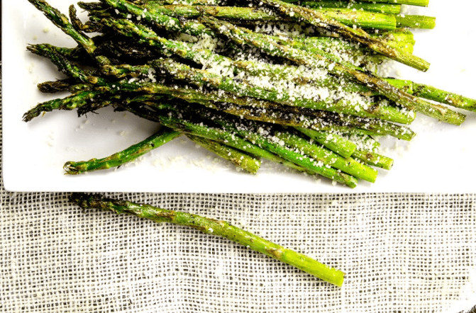 The Best Easy Grilled Asparagus Recipe | 15 Easy Foil Packet Recipes