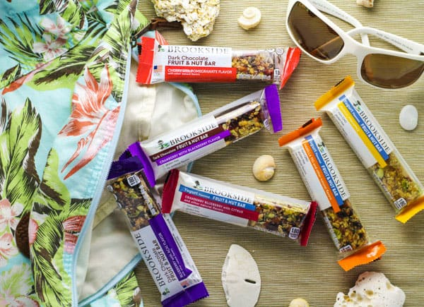 Driving The Overseas Highway from Miami to Key West, loving these gluten free snacks by Brookside #ad | Tastefulventure.com
