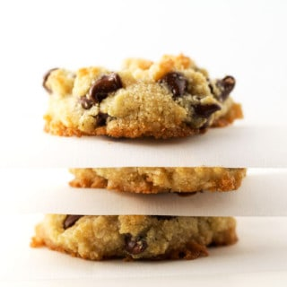 Coconut Chocolate Chip Cookies (Gluten Free)