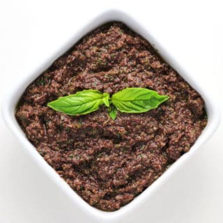 Easy Fresh Tapenade