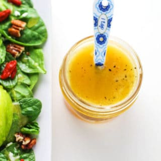 How To Make Honey Apple Cider Vinaigrette