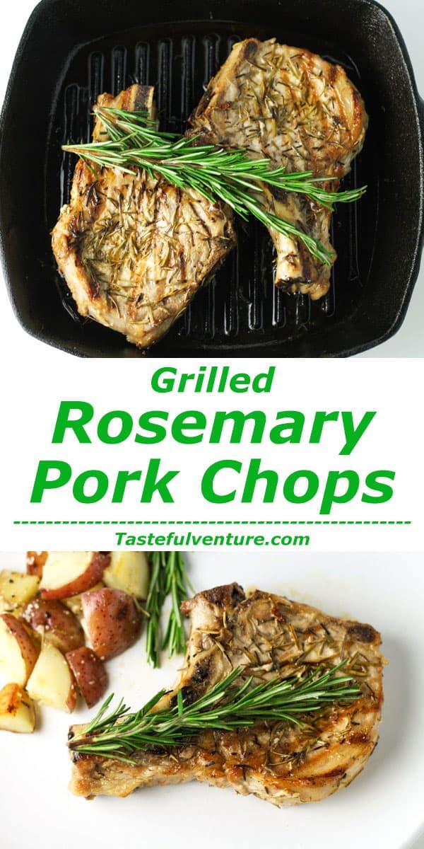Rosemary pork chops recipes