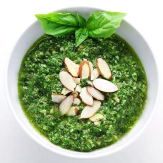 Vegan Kale Pesto