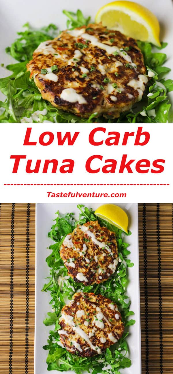 Tuna cakes recipe without breadcrumbs