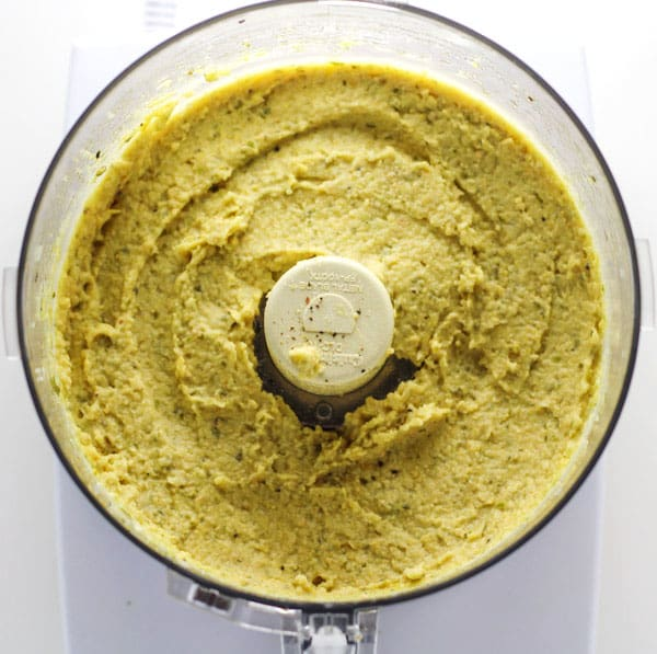 This 5 Minute Pumpkin Seed Hummus is a crowd favorite! | Tastefulventure.com