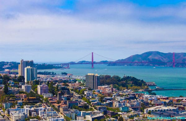 The 3 Day San Francisco Guide, how to see almost every attraction in 3 days! | Tastefulventure.com
