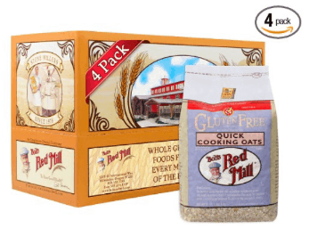Bob's Red Mill GF Oats