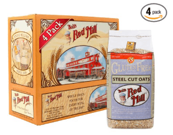 Bob's Red Mill GF Steel Cut Oats