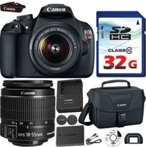 Canon EOS T5 Bundle