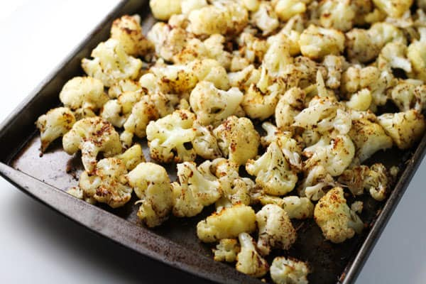 10 Ridiculously Good Cauliflower Recipes that are healthy, low carb, and so delicious! | Tastefulventure.com