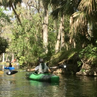 Kayaking Adventures In Silver Springs