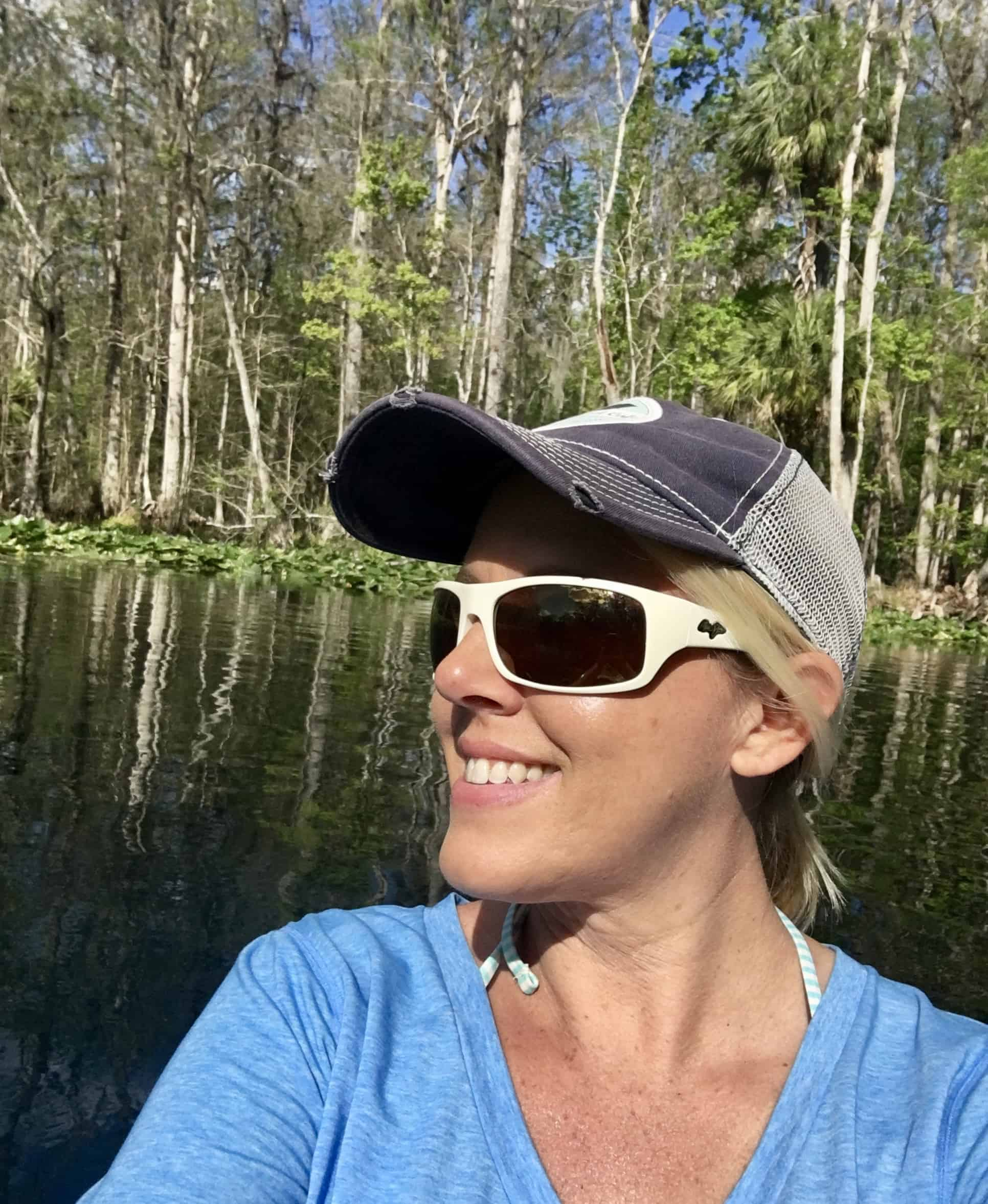 Kayaking Adventures In Silver Springs, Florida.