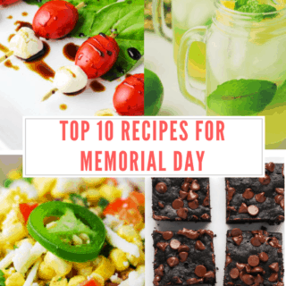 Top 10 Recipes For Memorial Day
