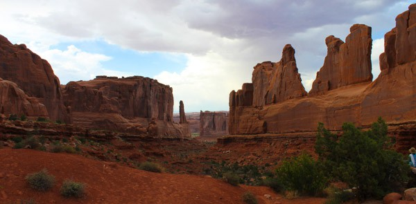 Arches National Park should be on everyone's bucket list! With over 2,000 cataloged natural arches, this is the world's largest collection!