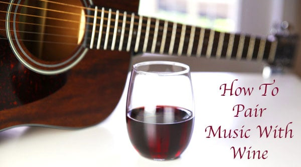 #ad How To Pair Music With Wine | Tastefulventure.com in partnership with @CambriaWinery #CambriaWines #NotesOfCambria