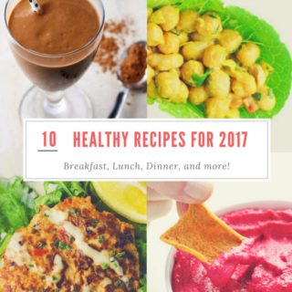 10 Healthy Meals To Make for 2017