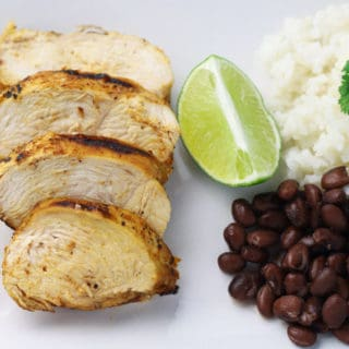 Easy Chipotle Chicken