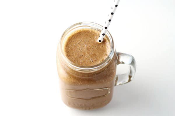 Chocolate And Banana Smoothie Healthy