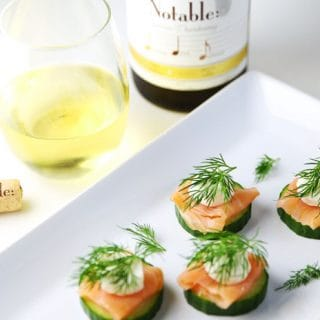 Holiday Appetizer and Wine Pairings