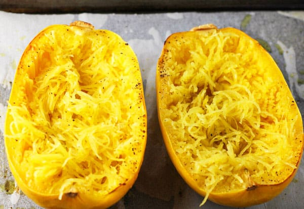 How to make spaghetti squash tastefulventure for What to make with spaghetti squash