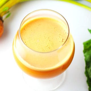 Liver Cleansing Golden Beet Juice