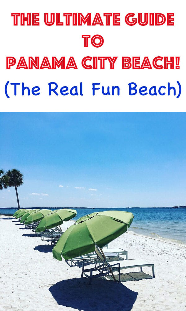 The Ultimate Guide To Panama City Beach (The Real Fun Beach) #ad made in partnership with @visit_pcb #therealfunbeach