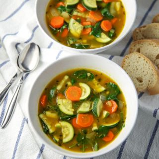 Vegetable Detox Soup