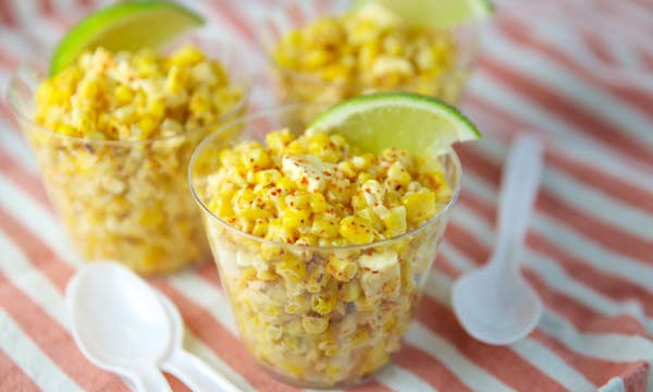 Mexican Street Corn in 3 cups