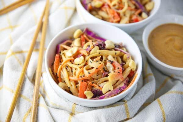 Pad Thai Noodle Bowl